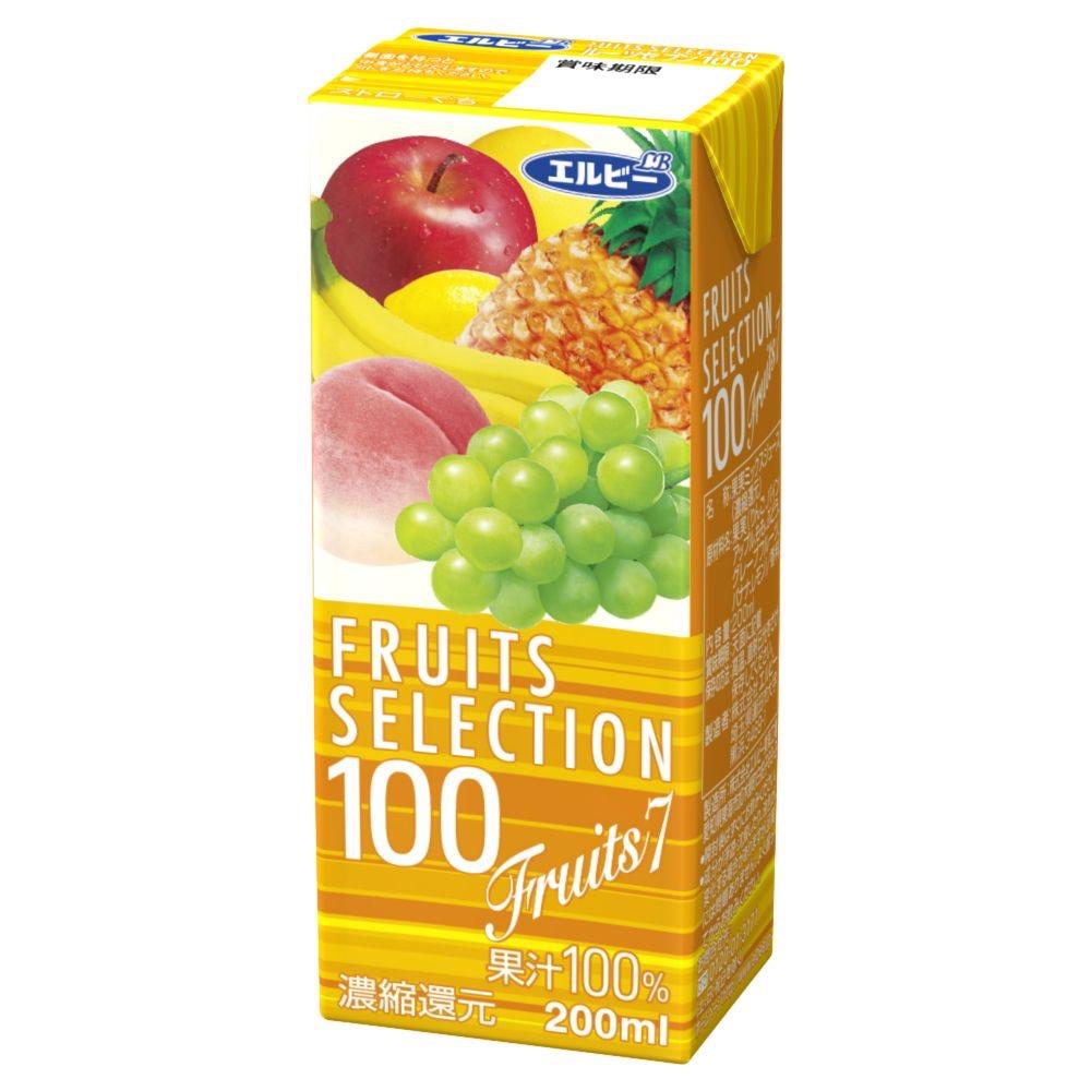 フルーツセブン100