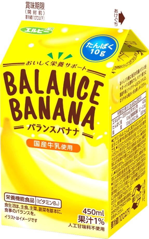 BALANCE BANANA