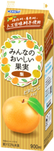 みんなのおいしい果実 梨