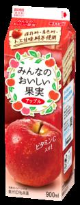 みんなのおいしい果実 アップル