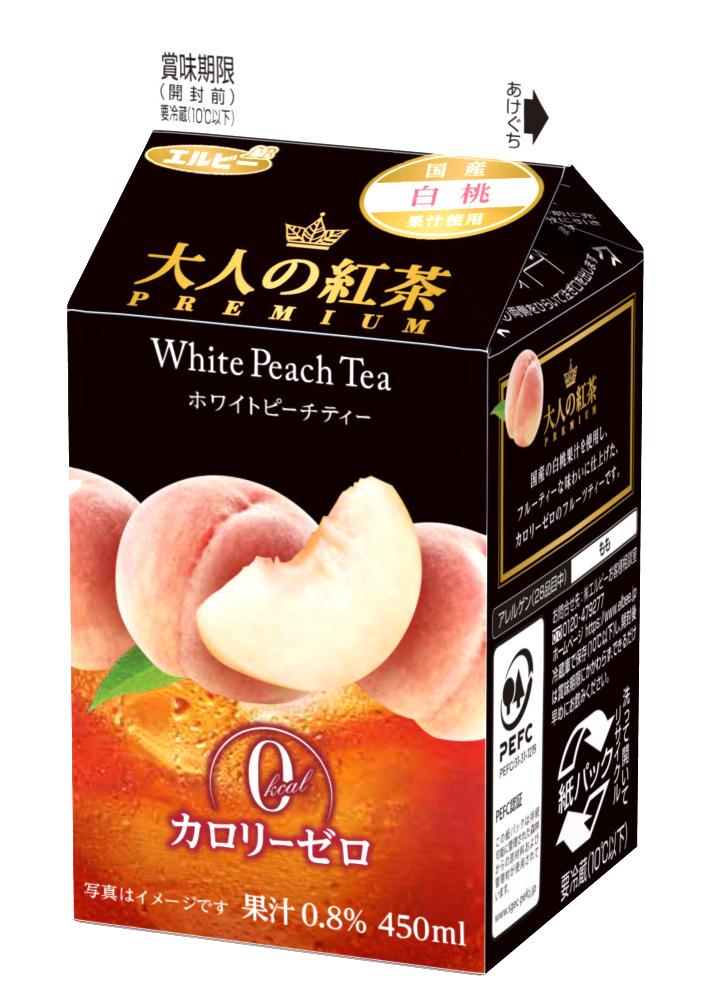 大人の紅茶PREMIUM ホワイトピーチティー